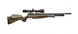 Air Arms S400 Classic Superlite Precharged PCP Air Rifle - Hunters Green